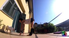 Side plank Mania  -- Time Lapse Video --