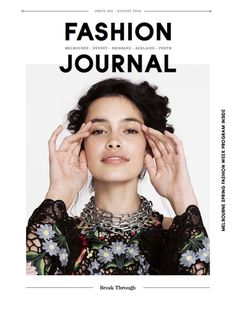 Fashion Journal 160   Break Through