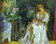 Fan account of Pierre Bonnard, a French painter and a printmaker, as well as a founding member of the Post-Impressionist group of avant-garde painters Les Nabis. Pierre Bonnard, Maurice Denis, Edouard Vuillard, Art Populaire, Oil Canvas, Portraits, Post Impressionism, Art Database, Impressionist Paintings
