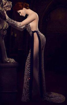 Sexy dress..