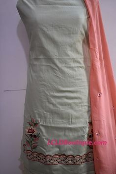 Are you looking for Machine Work Suit with Contrasted Duppatta?Buy Thread Work Salwar Suits & Thread Work Salwar Kameez Online for women at best prices Designer Punjabi Suits Patiala, Designer Anarkali Dresses, Punjabi Wedding Suit, Wedding Suits, Embroidery Suits Design, Hand Embroidery, Zorawar Singh, Suits For Women, Clothes For Women