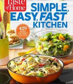 Introducing the takeaway secret how to cook your favourite fastfood taste of home simple easy fast kitchen 429 recipes for todays busy cook pdf forumfinder Image collections