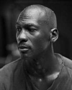 Celebrity Portraits by Samuel Bayer, Michael Jordan Michael Jordan Face, Michael Jordan Pictures, Michael Jordan Basketball, Jordan 23, Black And White Portraits, Black And White Pictures, Jeffrey Jordan, Last Dance, Celebrity Portraits