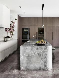 An Award-Winning Contemporary Kitchen By Mim Design Habitus Living Kitchen Room Design, Home Decor Kitchen, Interior Design Kitchen, Kitchen Ideas, Kitchen Hacks, Diy Kitchen, Luxury Kitchen Design, Awesome Kitchen, Beautiful Kitchen