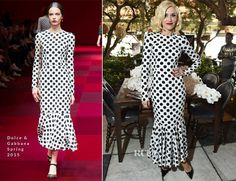 Gwen Stefani In Dolce & Gabbana – The Hollywood Reporters' 25 Most Powerful Stylists in Hollywood Luncheon