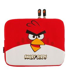 Dress your iPad with colors with this Angry Birds cover and surf the internet during your coffee break in space! This cover is stylish and fits both iPad and iPad 2.
