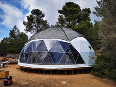 Luxury Glamping, Camping Resort, Pvc Fabric, Rooftop Lounge, Canvas Tent, Dome Tent, Stainless Steel Tubing, Monteverde, Tiny Homes