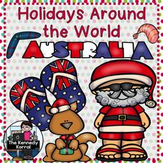 Learn about how Christmas is celebrated in Australia. Resource ...