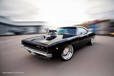 Dodge Charger #muscle #car