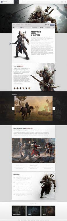 ubisoft-ecommerce-website-design-case-study-assassins-creed-detail-page-design-image-3_27f6bcd1e52103a5b97e96aeea09517e.jpg (1440×4740)