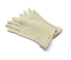 Vintage Handschuhe - 50er Jahre Handschuhe West Germany - ein Designerstück von…