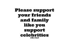 #Support