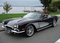 Wow this corvette takes my heart