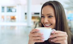 How to keep teeth white while drinking coffee and red wine | Daily Mail Online