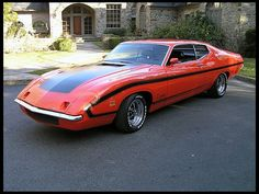 Ultra-rare 1970 Ford Torino King Cobra