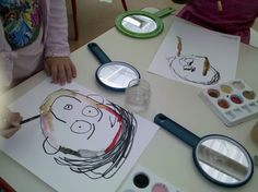 For ourstudy on identity this year, I decided to focus on self portraits. To begin I encouraged all the children draw a picture of themselv...