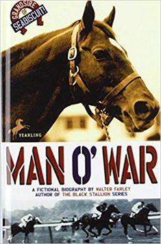b52dc34e1 Man O' War: Walter Farley: 9781439519356: AmazonSmile: Books All The Pretty