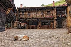 Bárcena Mayor, Cantabria - Spain