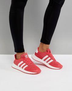 846746d77516 Shop adidas Originals Flashback Running Trainer at ASOS.