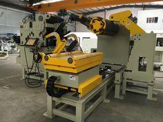 Uncoiler Straightener Feeder 3 in 1 Machine GLK4-1000H | 陈京兰 | Pulse | LinkedIn