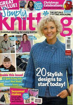 Ravelry: Simply Knitting 73, November 2010