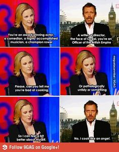 Oh, Hugh.