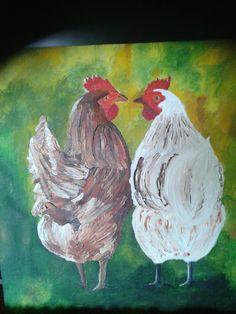 kletsende kippen