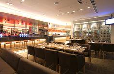 Melbourne restaurant   Bar   Dining set-up   Fine dining