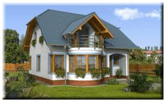 Comments in Topic Small House Design, Cool House Designs, Modern Bungalow House, Bohemian House, Exterior House Colors, Simple House, Home Fashion, Cottage Style, My Dream Home