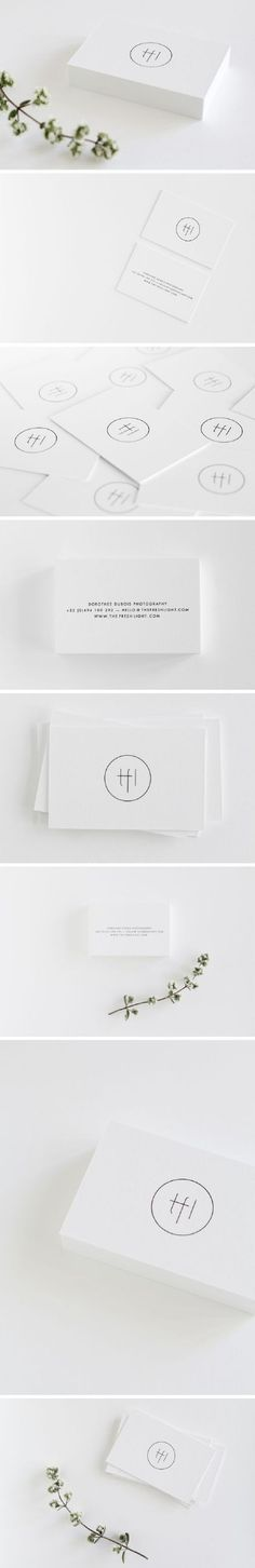 I like the look of a fresh minimal initial logo, that i can easily design onto artworks &display stands I would do my initials as a logo and then fill in my information on the back. Identity Design, Logo Design, Graphic Design Branding, Brand Identity, Design Color, Visual Identity, Corporate Design, Business Card Design, Minimal Business Card