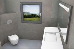 Badplanung Tages-WC