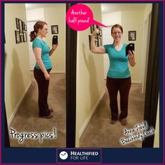 "Progress pics!  I lost another half pound over Christmas!  I of course had my cheat meals and enjoyed some of the chocolates people gifted to me  - and still made progress!   :)  Today I did the Bonus Cardio workout from the Master's Hammer and Chisel, and had Shakeology for breakfast.  :) Make sure you click ""Going"" on if you want to be Happy and Lean with us in 2016!  Are you ready to commit to better health??"