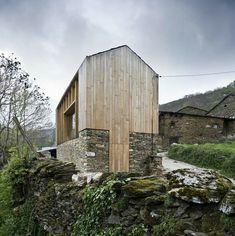 Reabilitação arquitectura vernácula