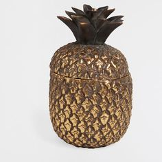 DECORATIVE PINEAPPLE JAR - Decoration Accessories - Decoration - HOME COLLECTION AW15 | Zara Home Poland