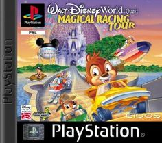 Walt Disney World Quest - Magical Racing Tour: Amazon.de: Games