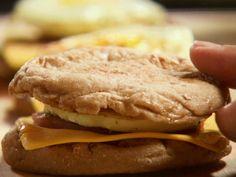 Breakfast of Champions Sandwich from Pioneer Worman