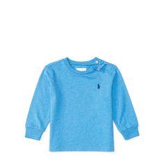 Baby Boy Ralph Lauren Long Sleeve T Shirts Authentic