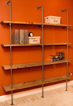 Industrial Envy - very cool industrial furniture and home decor