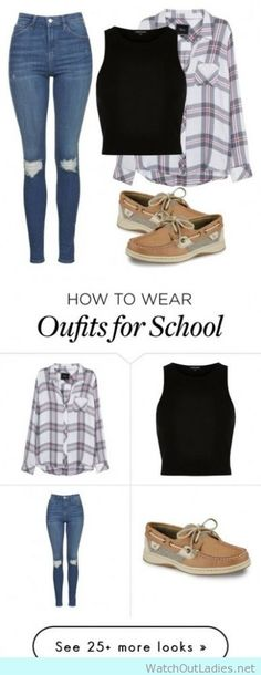 Cute outfits to wear to school