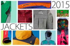 Comprehensive reviews of men's and women's ski jackets for 2015 from today's top brands.