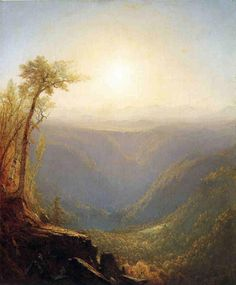 Lessons From the Hudson River School of Painting - Luminous Landscape
