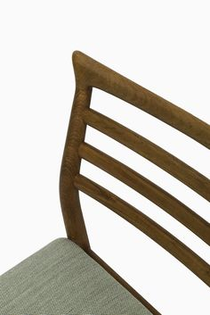 Erling Torvits dining chairs by Sorø stolefabrik at Studio Schalling