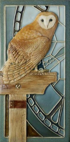 Motifs of the Revival: Owls --- Arts & Crafts Homes and the Revival