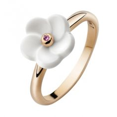 'Blossom' Ring by MEISSEN JOAILLERIE