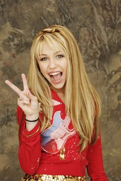Hannah Montana!  I was mom of the year when I got Lexi tickets to this concert!  1/08! :)