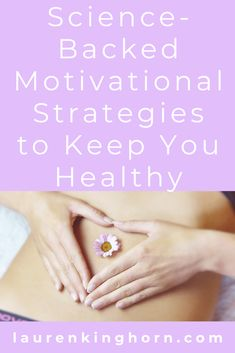 What are you willing to give up in order to maintain or regain your health? Here are some science-backed motivational strategies to keep you healthy and slim. Keeping Healthy, How To Stay Healthy, Motivational Strategies, Tomorrow Is Another Day, Interval Training, Self Care Routine, You Gave Up, Health And Wellness, Advice