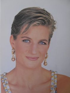 Princess Diana 1992