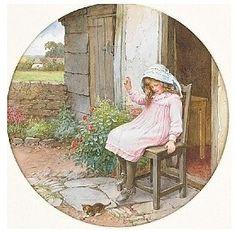 Watercolor by Charles Edward Wilson (British, 1854–1941)