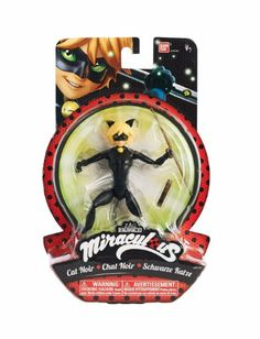 Amazon.com: Miraculous 5.5-Inch Ladybug Action Doll: Toys & Games