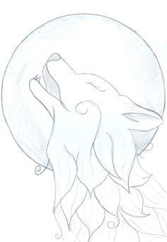 cute drawings Arte no Papel Online Arte bonitos desenhos Online Art Drawings Sketches Simple, Cute Easy Drawings, Girl Drawing Sketches, Pencil Art Drawings, My Drawings, Art Sketches, Werewolf Drawings, Hipster Drawings, Drawing Ideas